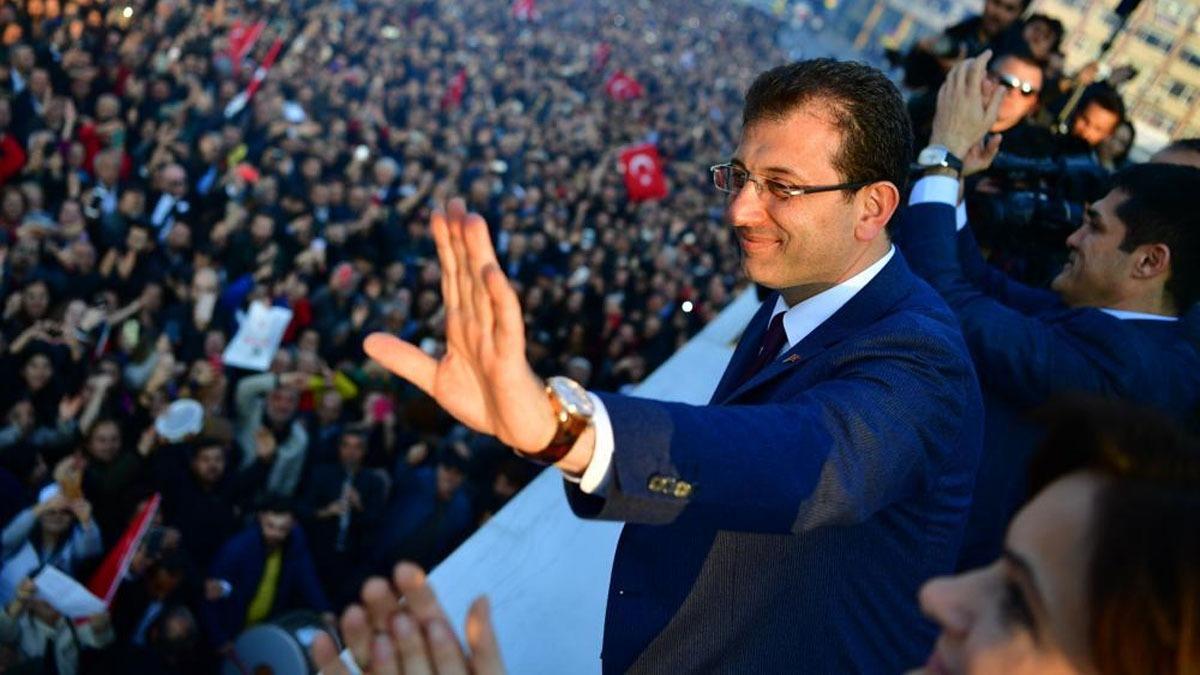 Ekrem İmamoğlu:İstanbul'a daha çok hizmet etmek için sabırsızlanıyorum