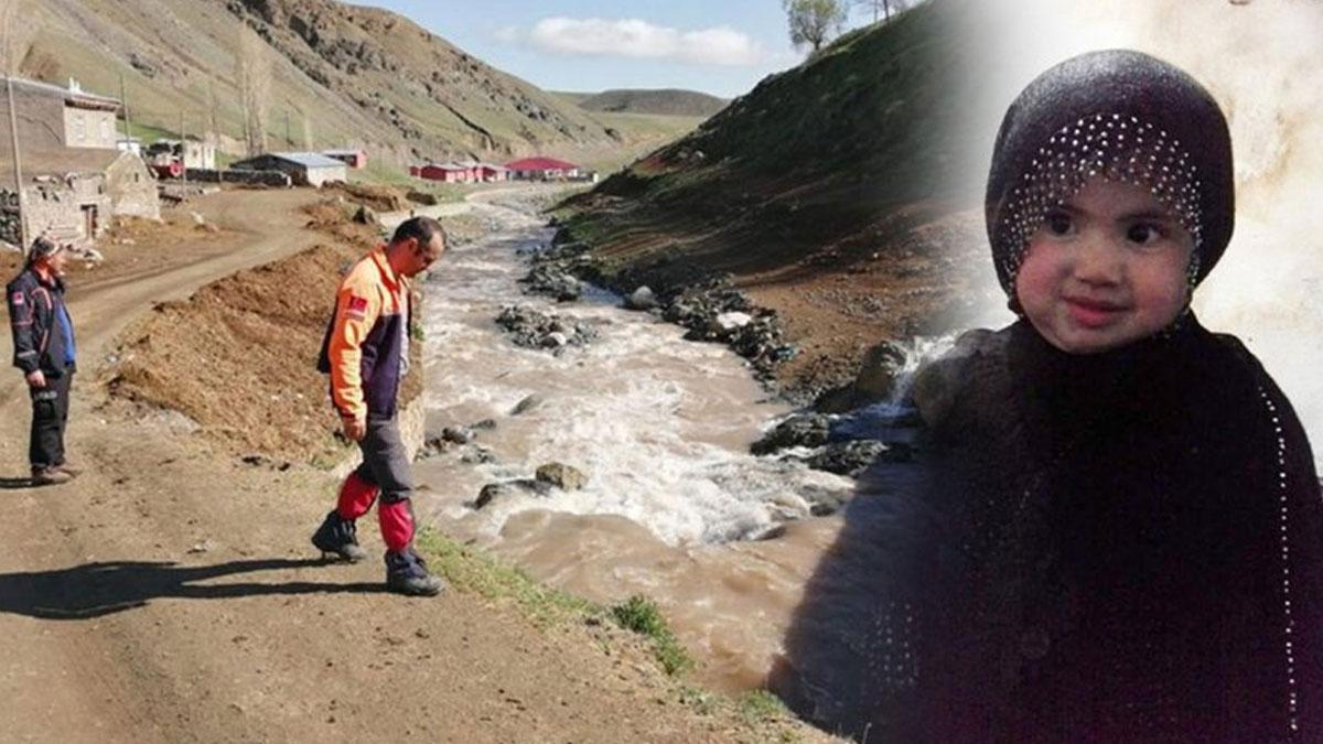 8 gündür kayıp olan minik Nurcan'dan acı haber