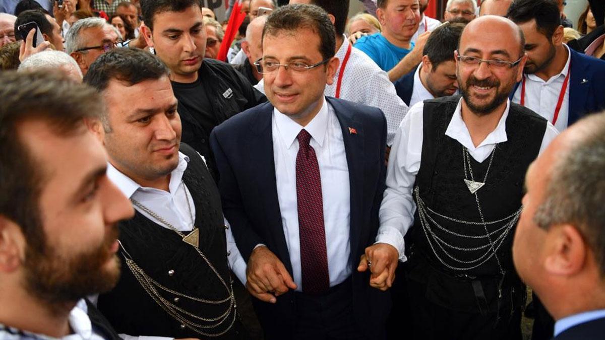 Samsun, 19 Mayıs'ta İmamoğlu'nu bağrına bastı