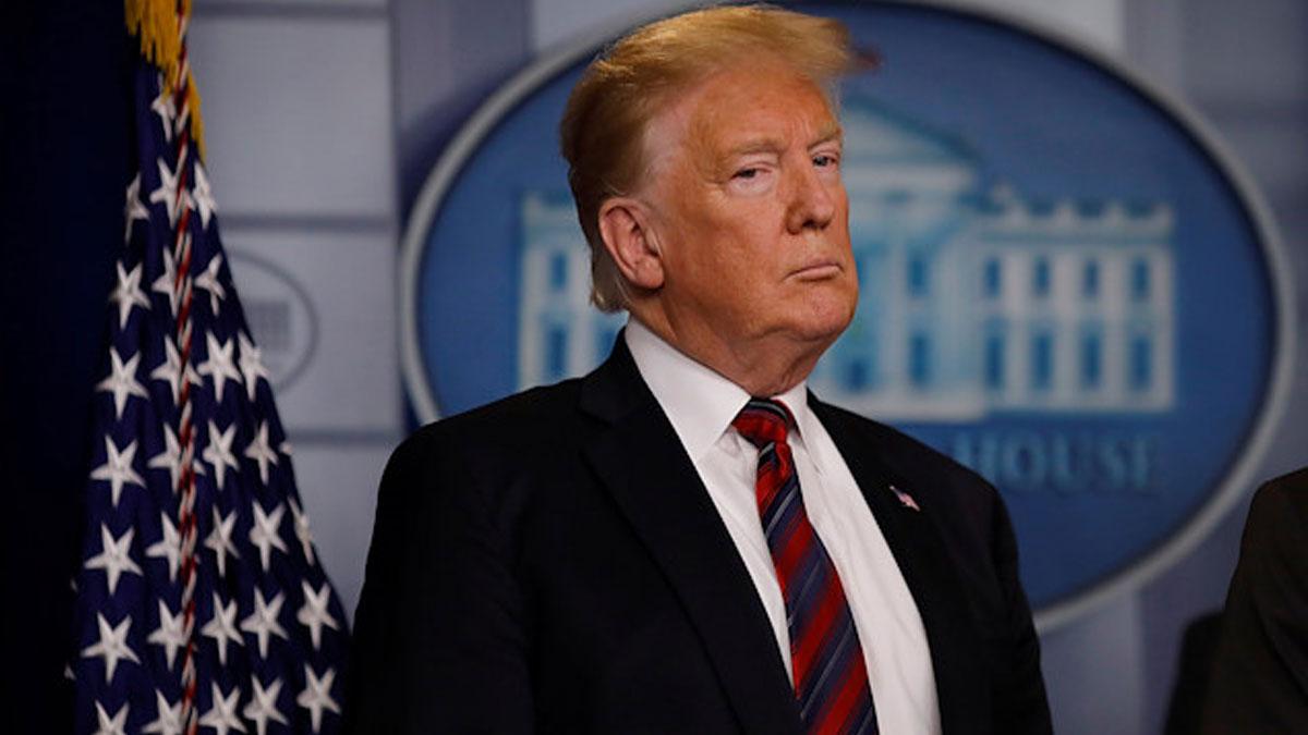Donald Trump: Çin ben görevde olduğum sürece süper güç olamayacak