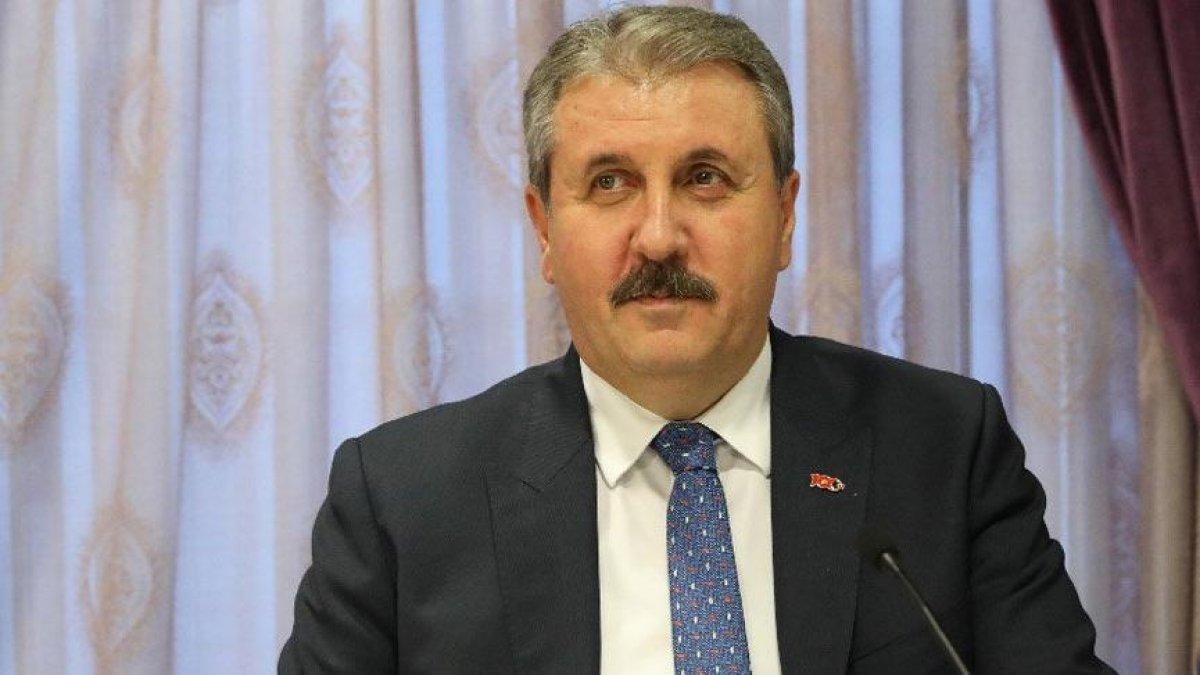 BBP'den Abdullah Öcalan çıkışı:Apo'nun avukatıyla görüşmesi Kandil'le görüşmesi demek