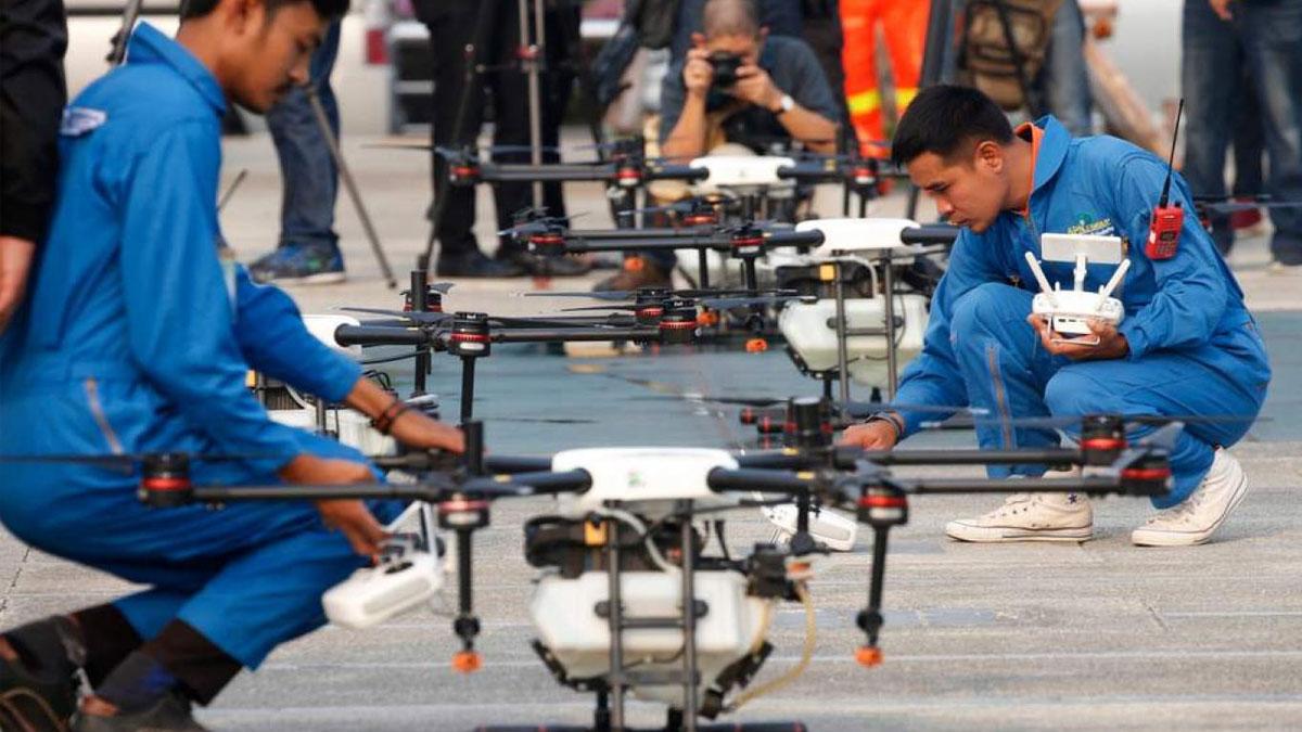 ABD: Çin üretimi dronelar bilgi çalıyor olabilir