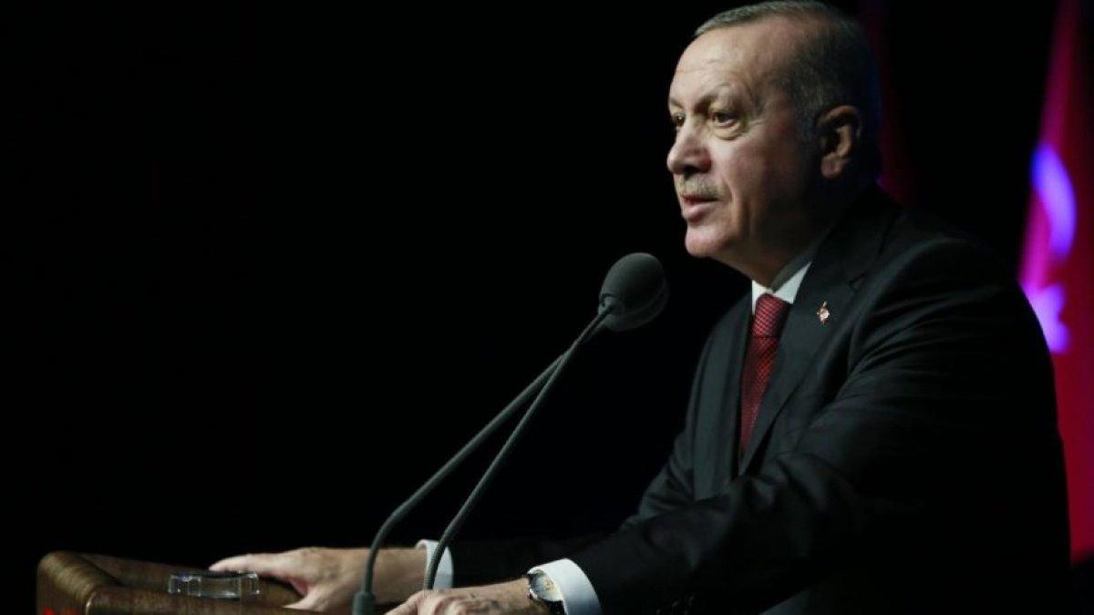 Erdoğan, hakim ve savcılara seslendi: Hakkınızı arayın