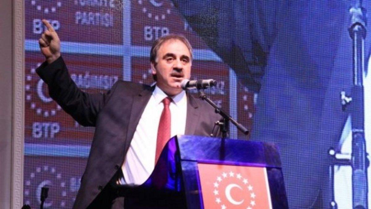 Bağımsız Türkiye Partisi'nin adayı seçimden çekildiğini açıkladı