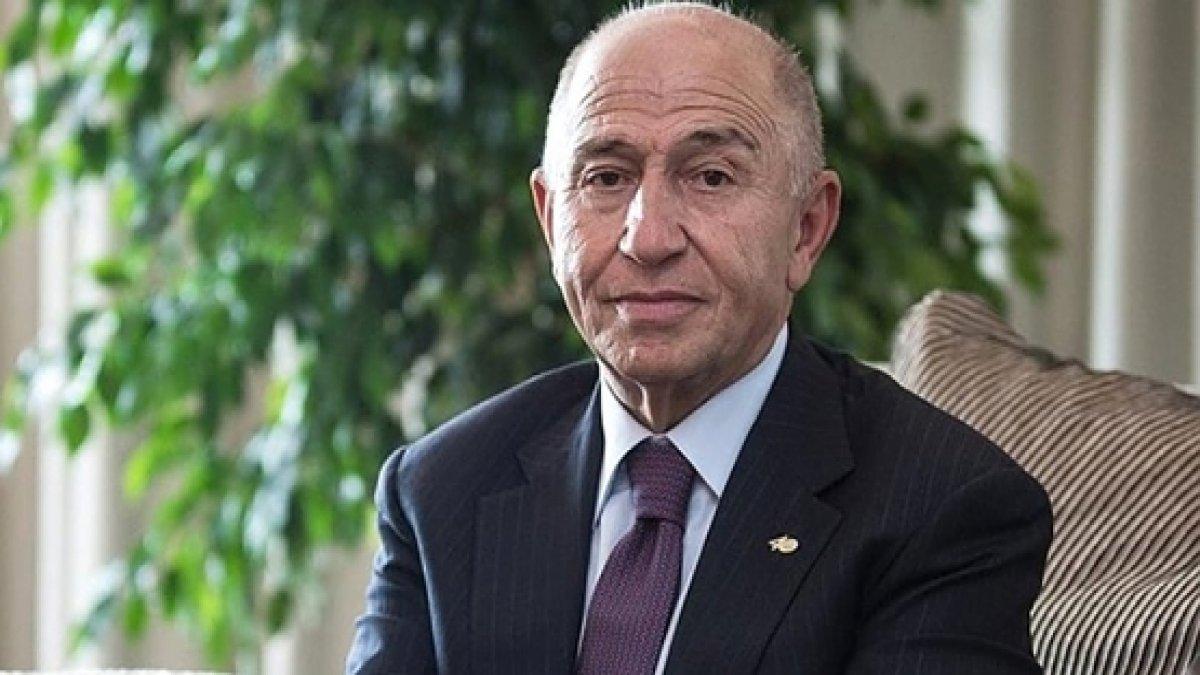 Nihat Özdemir TFF başkanlığına adaylığını açıkladı!