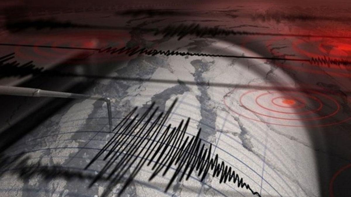 Marmara Denizi'nde endişelendiren deprem