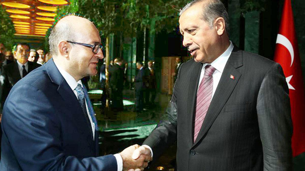 Atanan rektörden AKP'lilere teşekkür mesajı