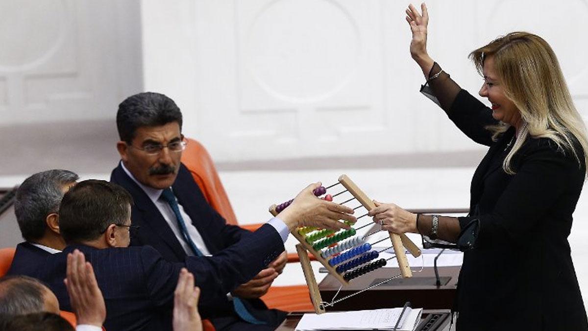 İYİ Parti Milletvekili Cesur: Tutmadığınız sözlerinizi say say bitiremedik