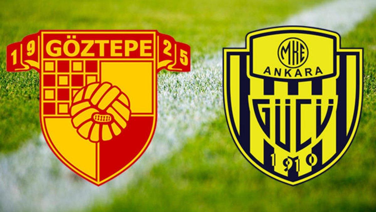 İzmir'de gülen taraf Göztepe oldu! Göztepe Süper Lig'de kaldı!