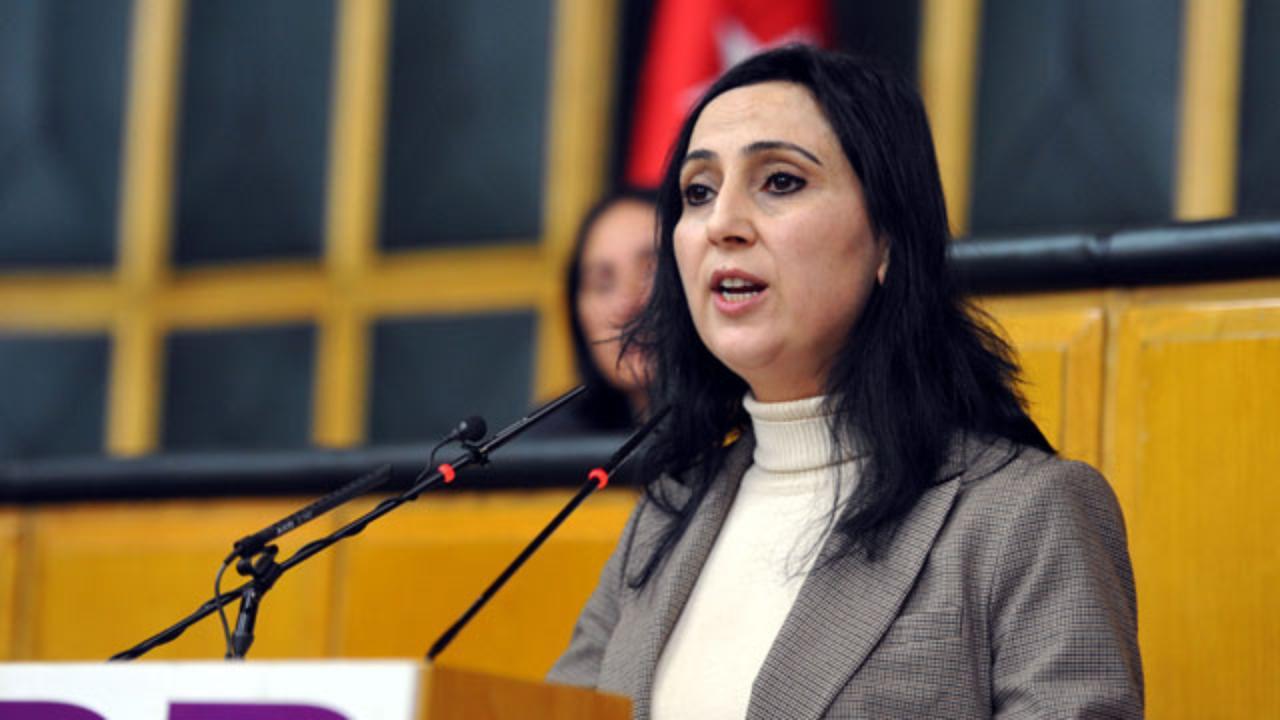 Figen Yüksekdağ'ın tutukluluğuna devam kararı