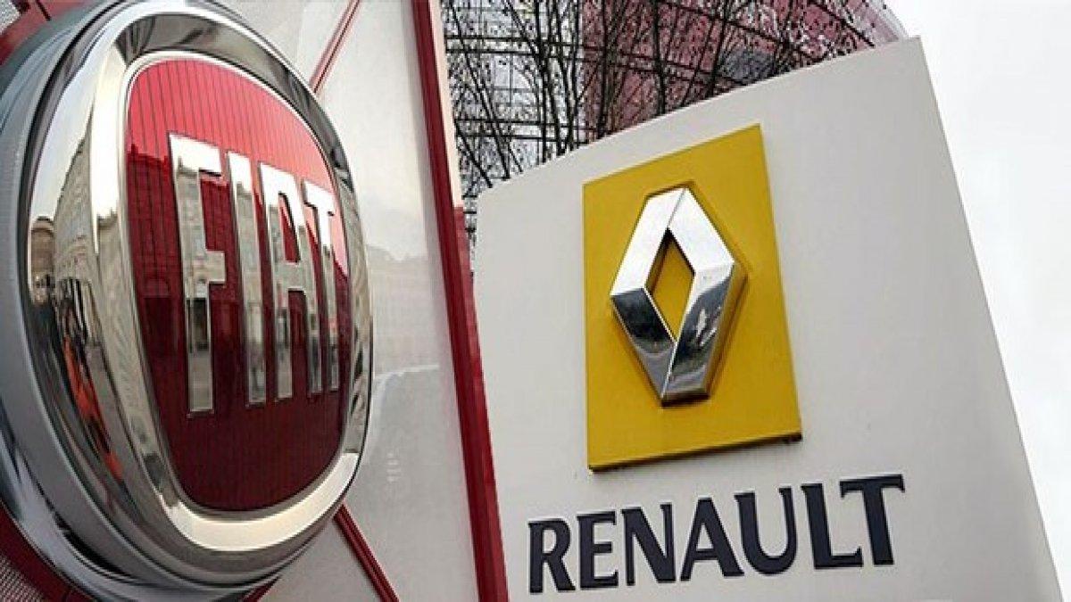 Otomotiv dünyasını etkileyecek haber! Renault ve Fiat Chrysler ortak mı oluyor?