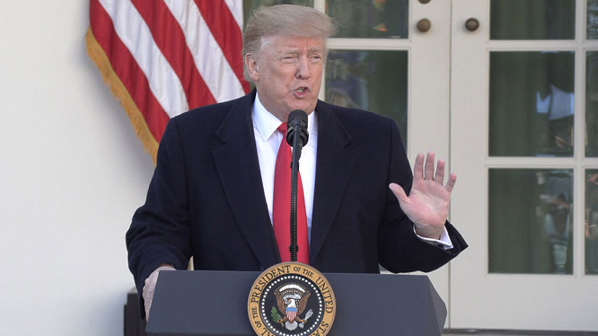 Trump'ın görevden azledilmesi için çağrı yapanların sayısı arttı