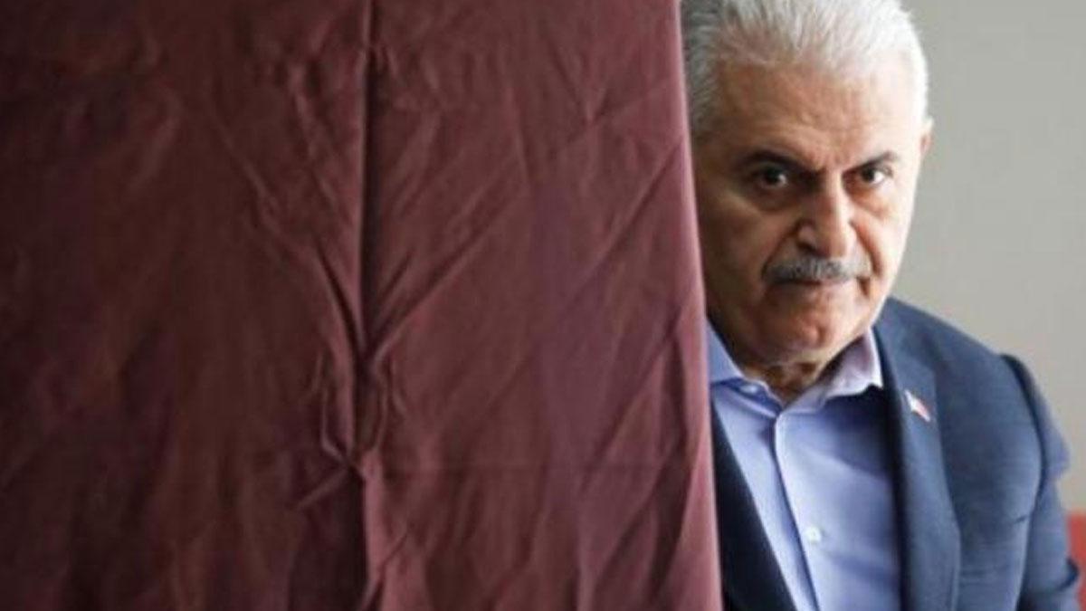 Yıldırım AKP tarafından gerçekleştirilmeyen vaadi, İBB başkanlığı için tekrarladı
