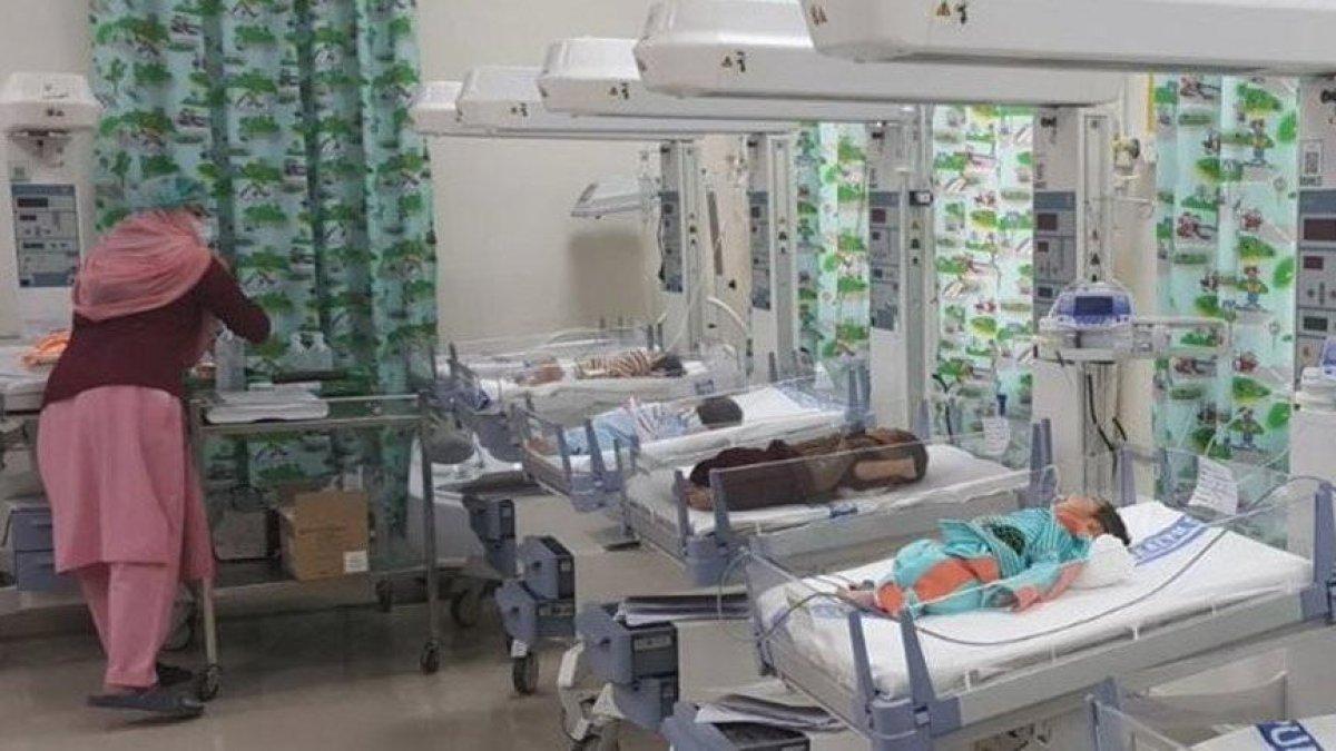 Hastanede klima bozuldu, 8 çocuk aşırı sıcaktan öldü!