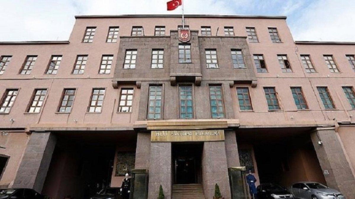 Milli Savunma Bakanlığı'ndan Akit TV'deki skandal sözlere sert cevap!
