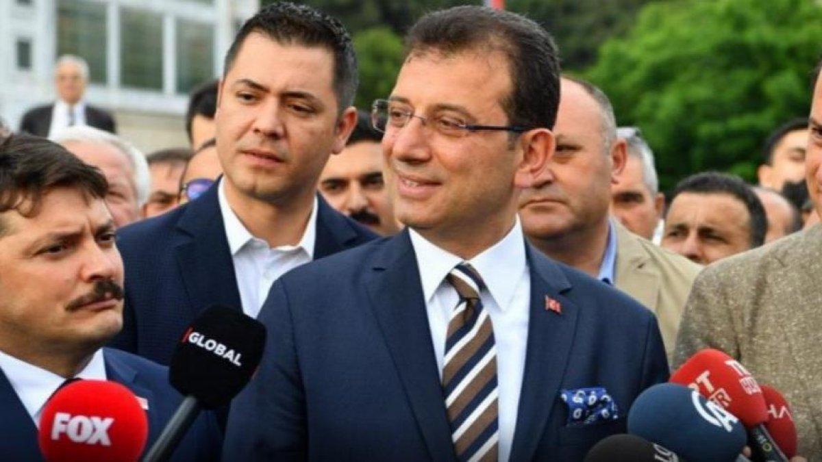 İmamoğlu'ndan Yıldırım'a canlı yayın cevabı: İstanbul'un geçmişi, geleceği ve 31 Mart'ı konuşacağız
