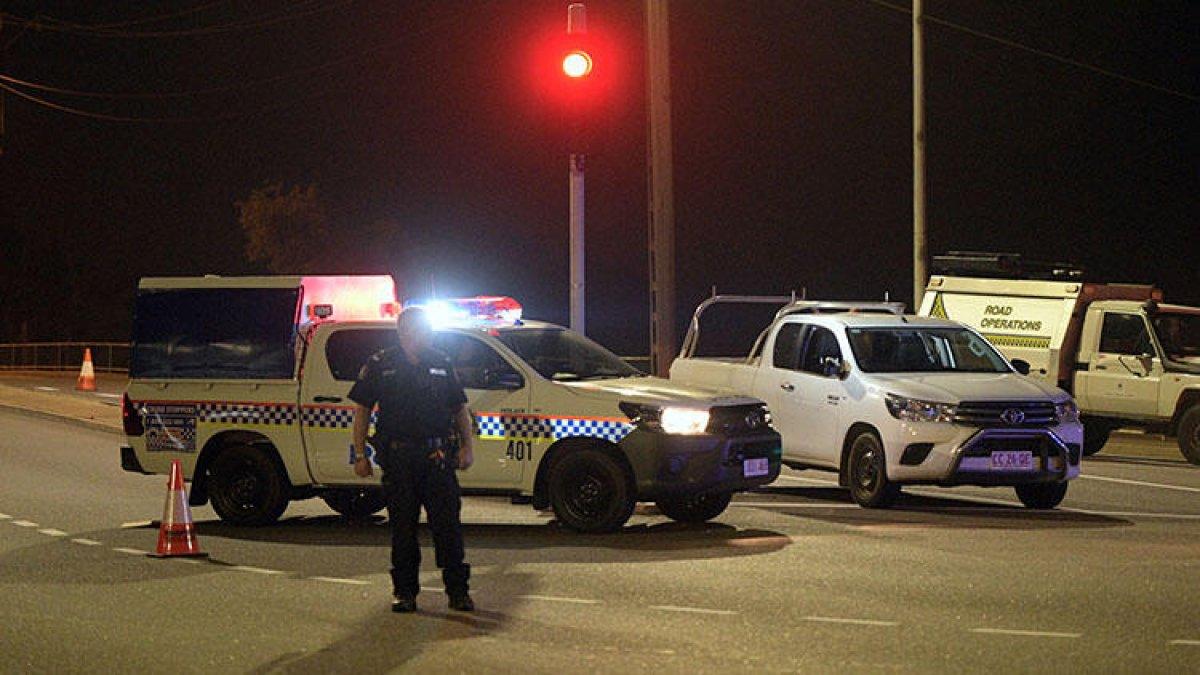 Avustralya'da silahlı saldırı: Otel basıp odalara ateş açtı