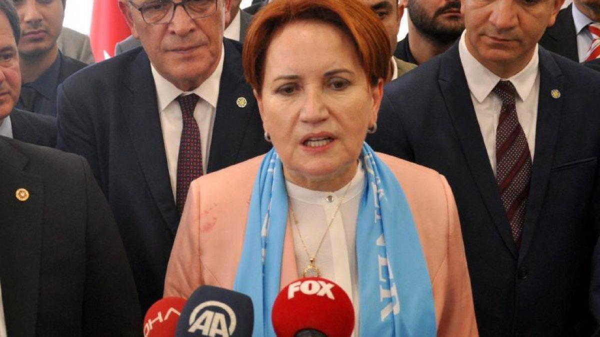 Meral Akşener: Ekrem İmamoğlu bu seçimi kazanacaktır