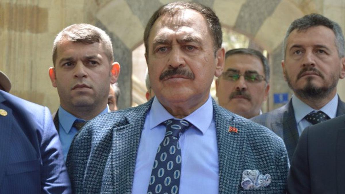 AKP'li Eroğlu:CHP'nin adayının ismini bile bilmiyorum şu anda
