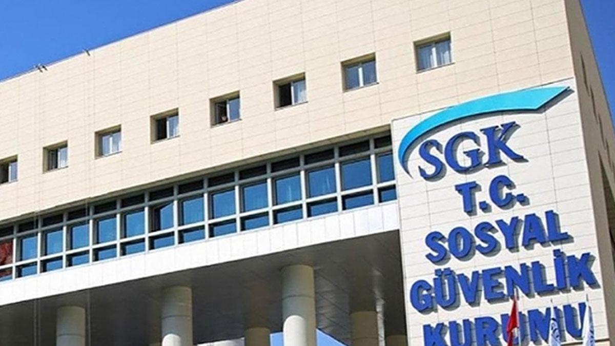 SGK'dan 15,5 milyar liralık bütçe açığı