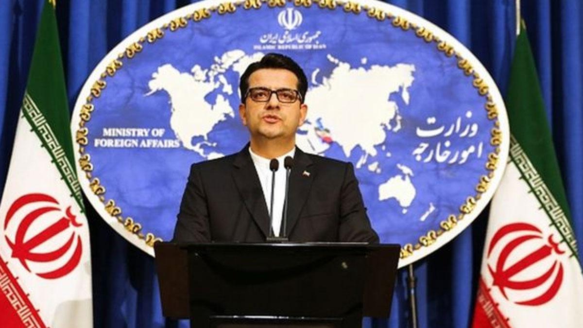 İran'dan Fransa'ya tepki