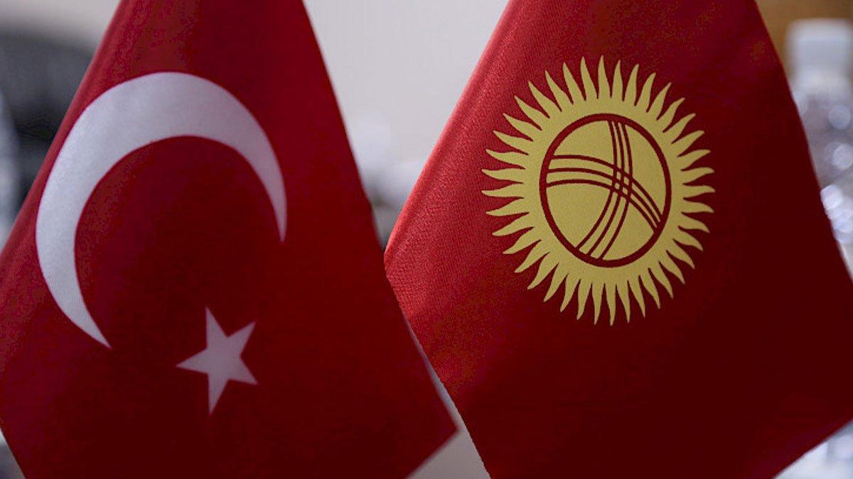 Türkiye'den Kırgızistan'a nota