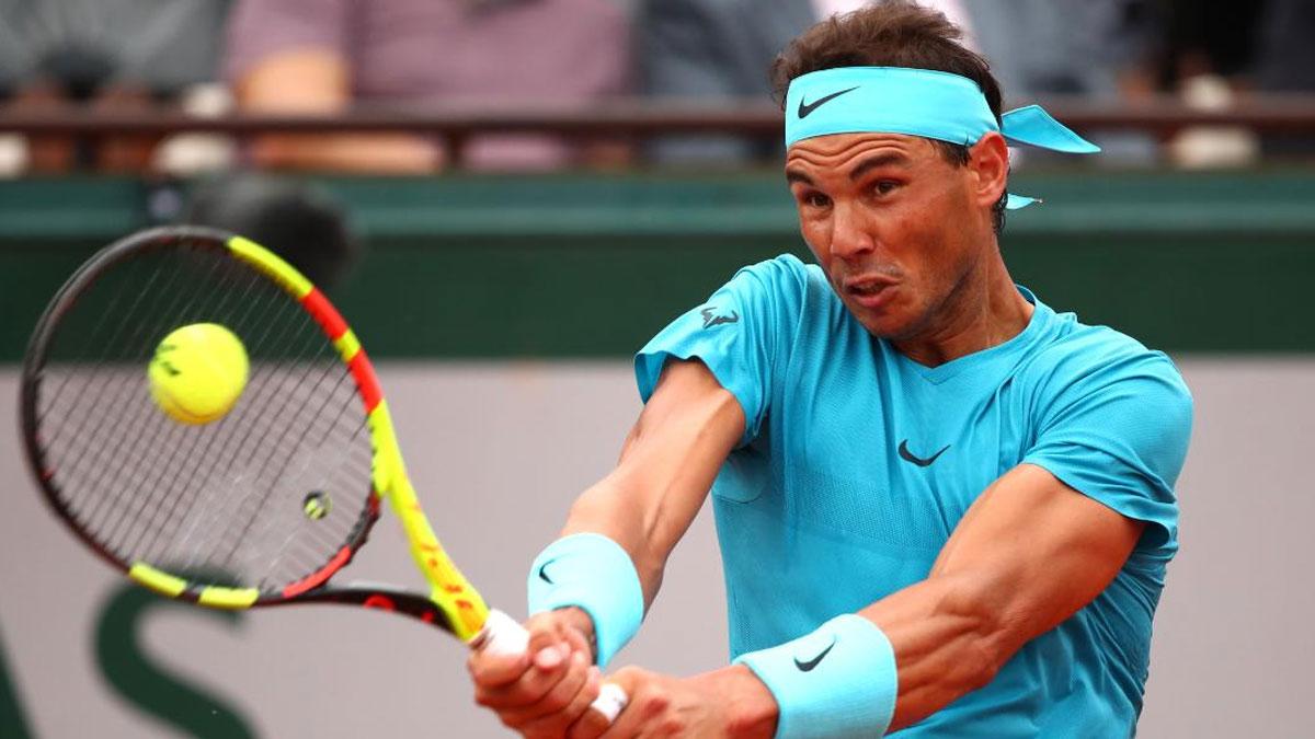 Fransa Açık Nadal'ın