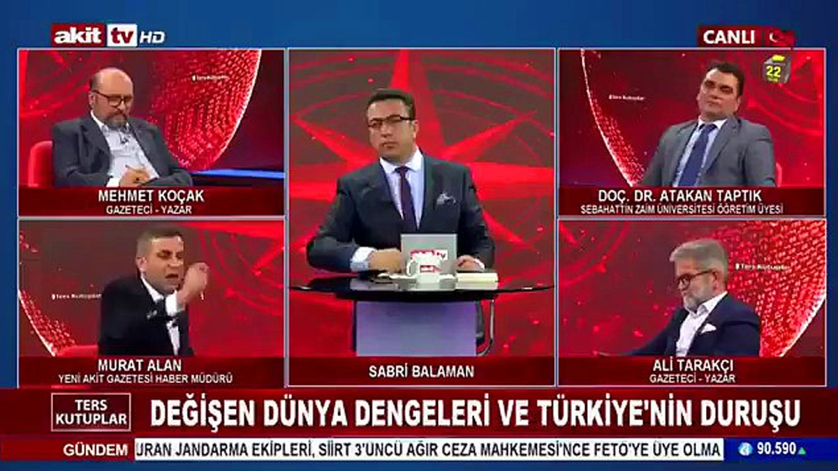 MSB, Akit TV'de generallere hakaret edilmesiyle ilgili suç duyurusunda bulundu