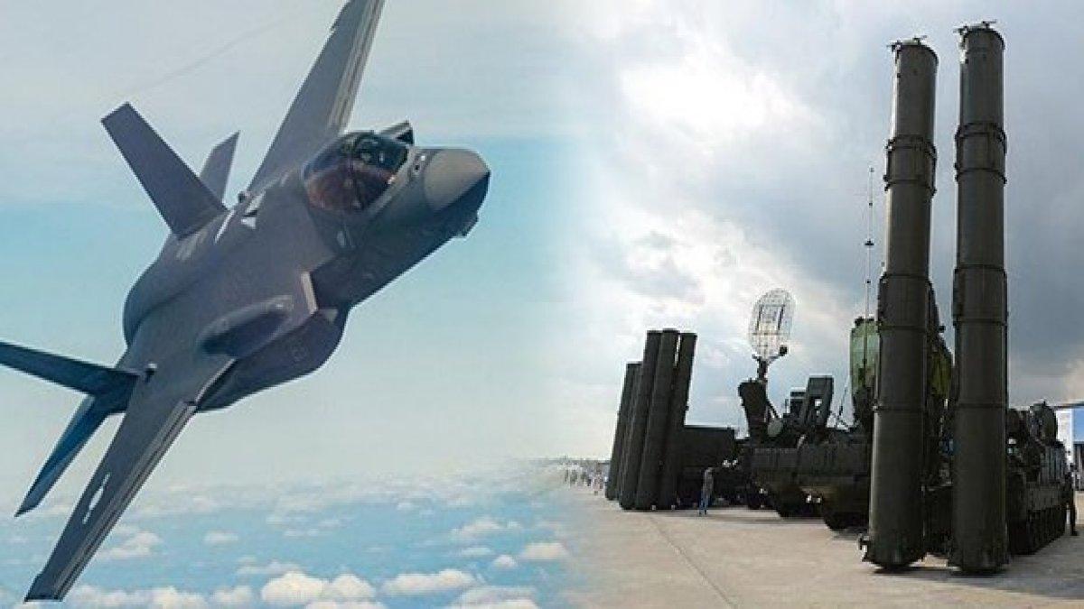 ABD Temsilciler Meclisi'nin S-400 kararına Türkiye'den sert tepki