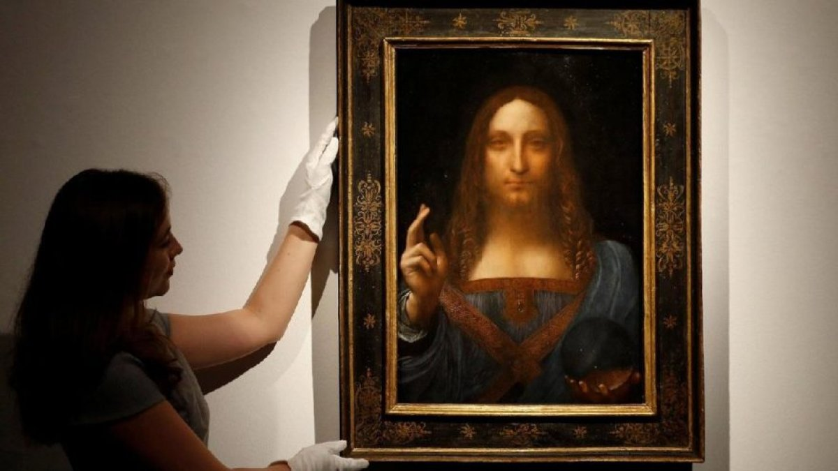 Nerede olduğu bilinmiyordu! Da Vinci'nin kayıp tablosu bulundu