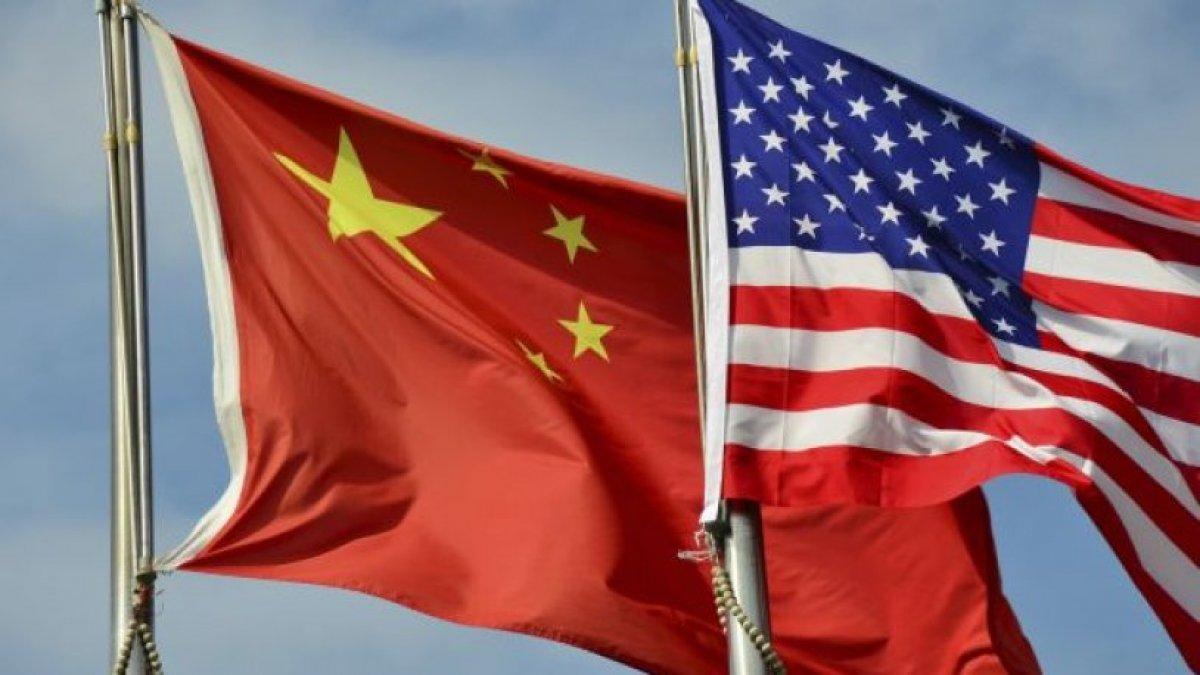 Çin: ABD iç işlerimize müdahale etmeyi bırakmalı
