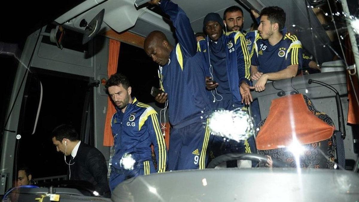 Trabzon'da Fenerbahçe otobüsüne düzenlenen silahlı saldırıda yeni gelişme: 4 yıl sonra ihbar geldi