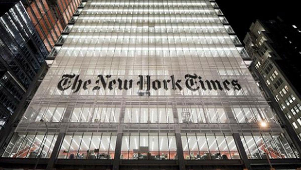 İran'dan New York Times kararı