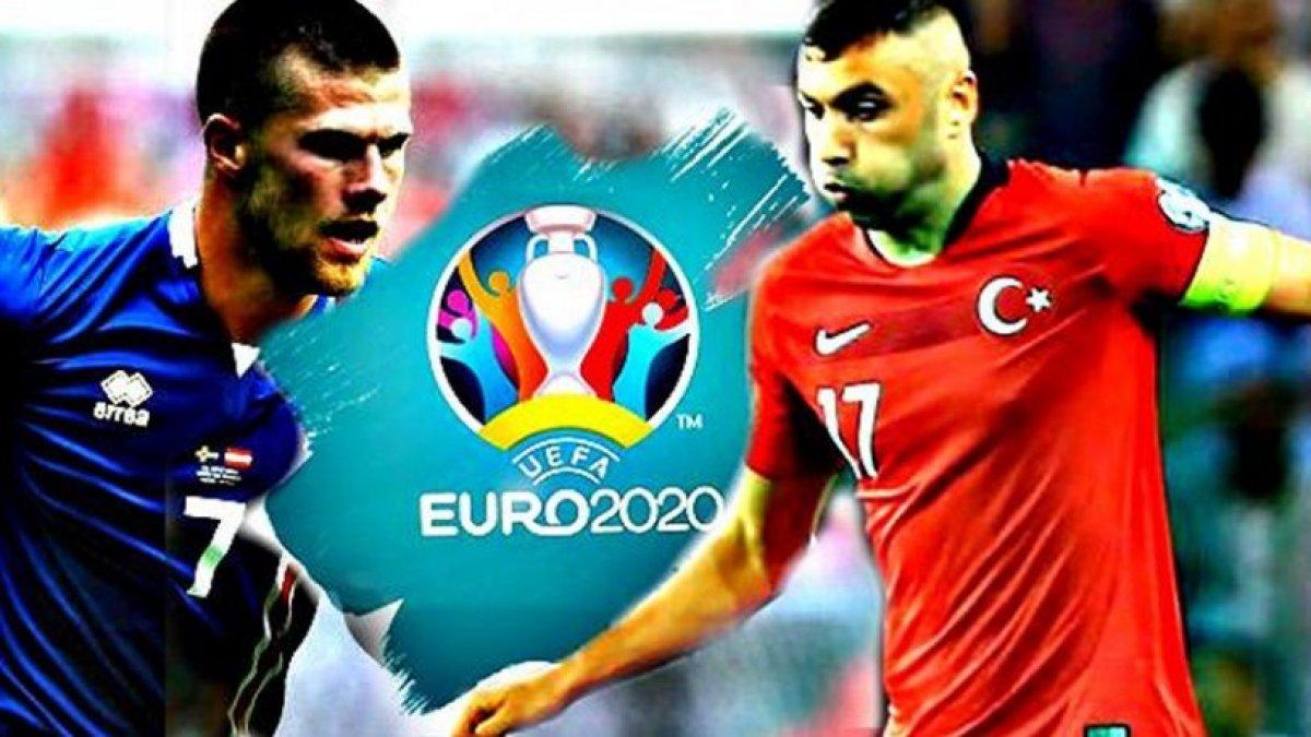 İzlanda Türkiye maçı saat kaçta, hangi kanalda?