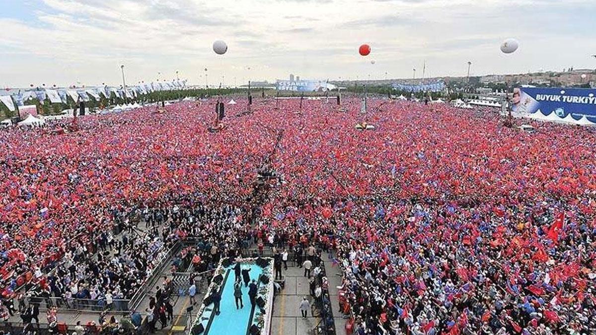 Binali Yıldırım açıkladı: AKP'den 'miting' kararı