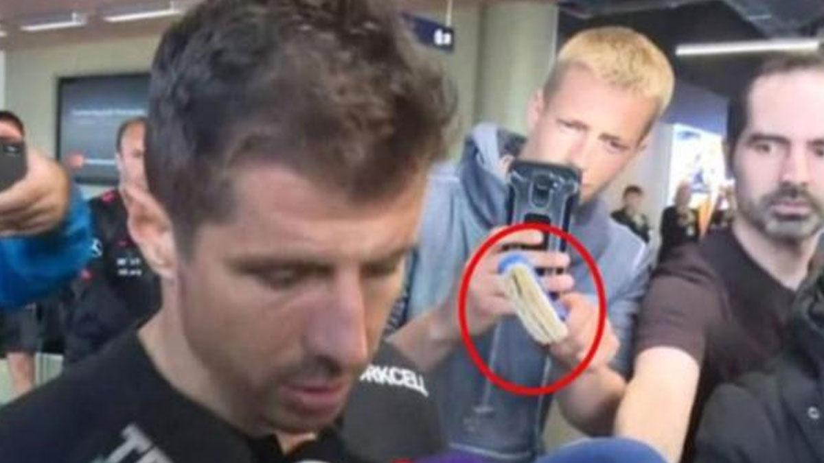 İzlanda-Türkiye maçına 'fırça' yasağı