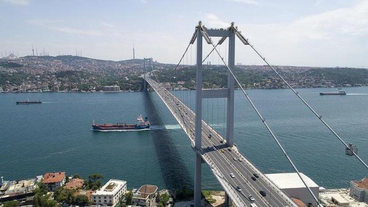 Resmi Gazete'de yayımlandı! Köprü geçiş cezaları...