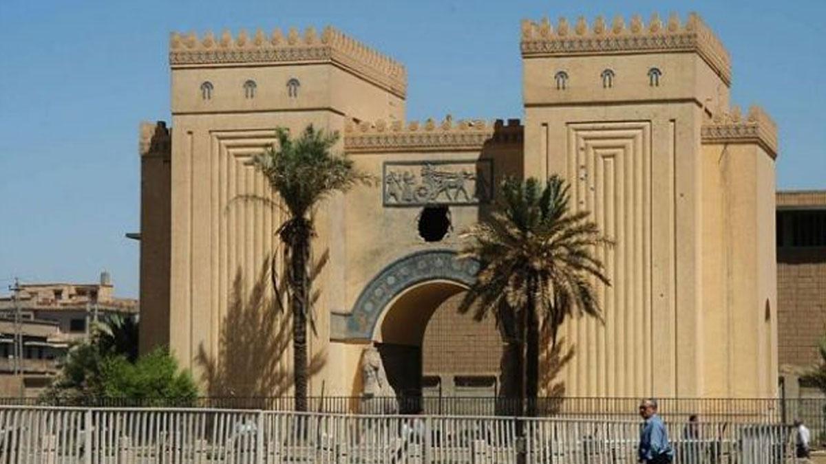 Irak, ABD tarafından yağmalanan tarihi eserleri geri alacak