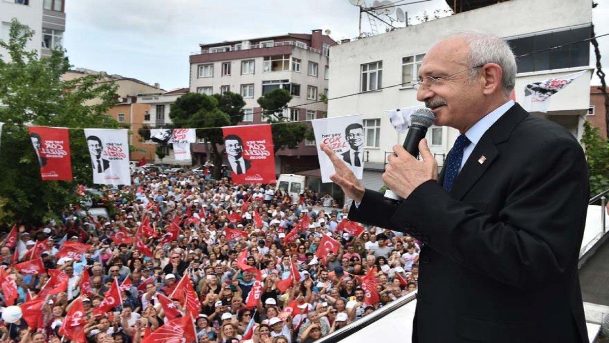 Kılıçdaroğlu: Ben İmamoğlu'na güveniyorum, siz de güvenin