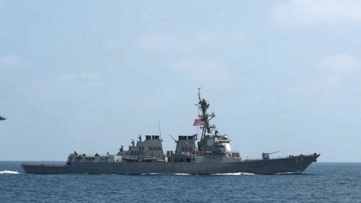 ABD tanker saldırısının yaşandığı körfeze destroyer gönderiyor