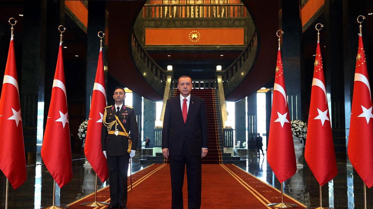 HDP, Erdoğan'a armağan edilen telkariler için araştırma istedi