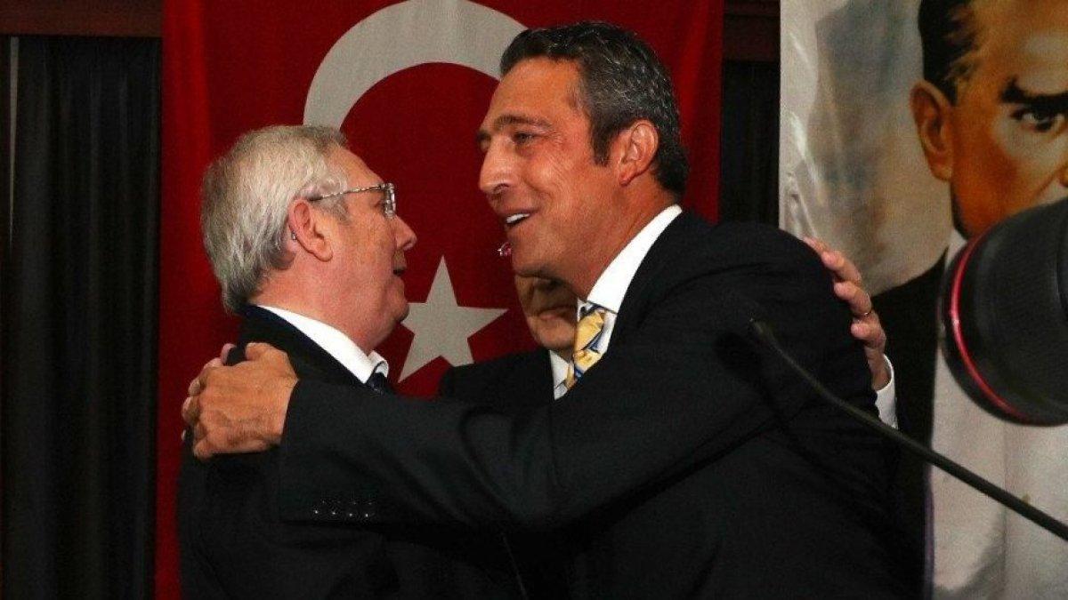 Fenerbahçe'de dev buluşma! Ali Koç ve Aziz Yıldırım…
