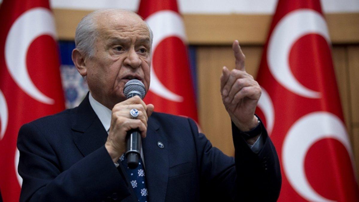 Bahçeli'den Moody's' yorumu: Bu not indirimi siyasi