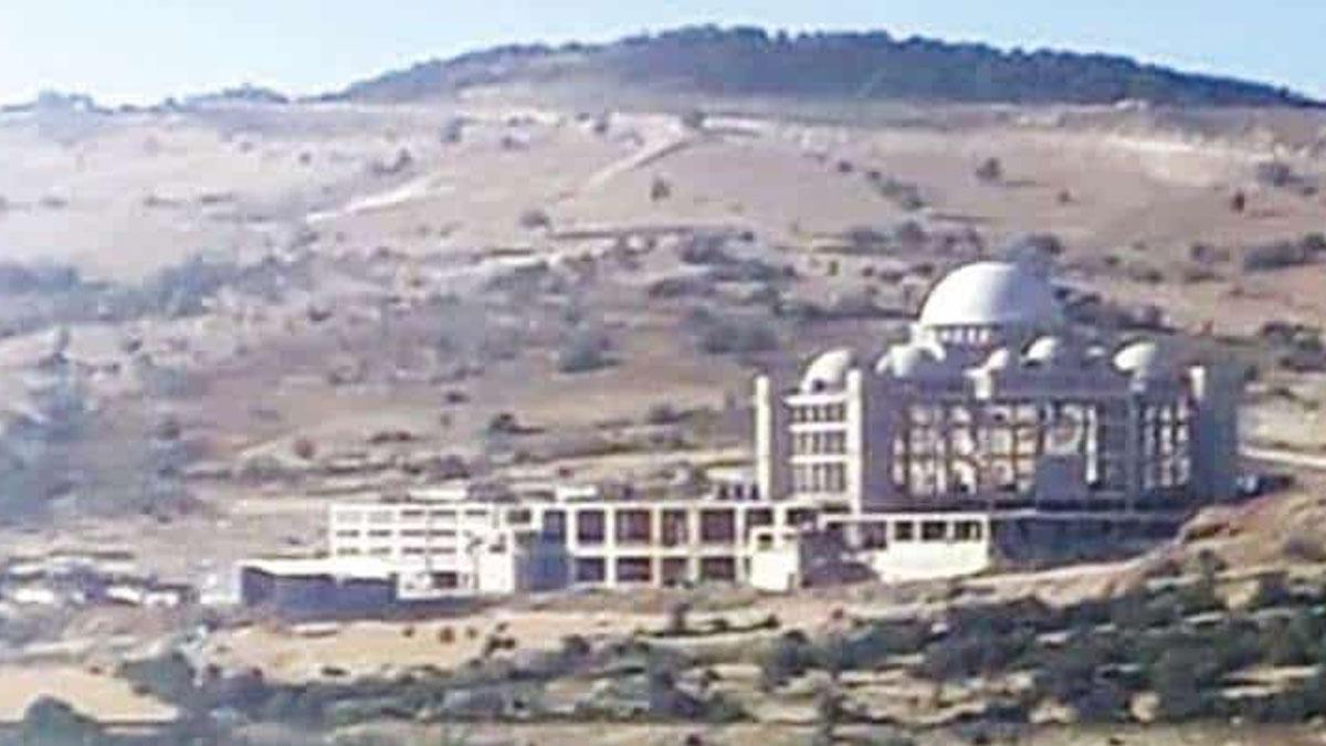 Suriye'den Türkiye'ye gelen tarikat külliye inşa ediyor iddiası
