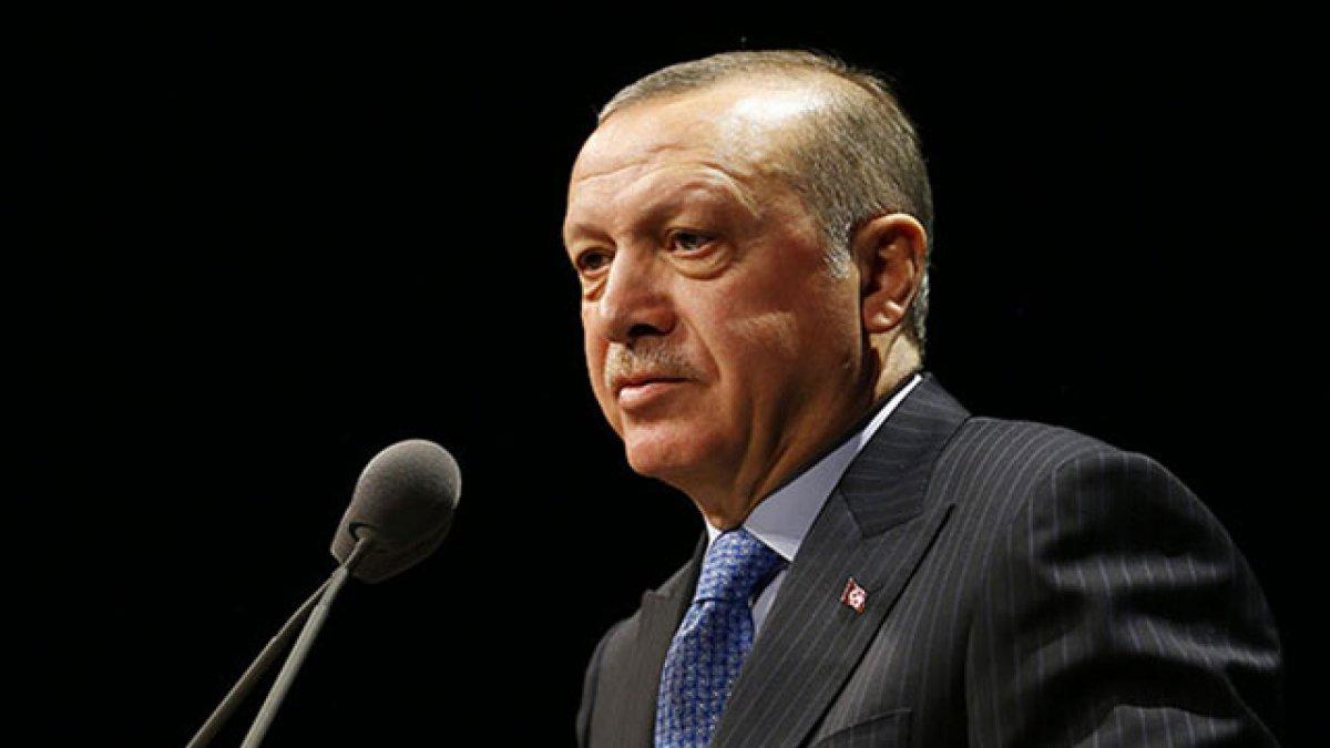 Erdoğan'dan Süleyman Demirel mesajı
