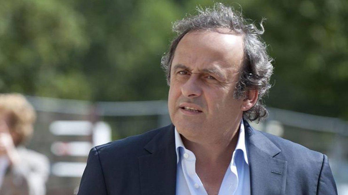 Eski UEFA Başkanı gözaltına alındı