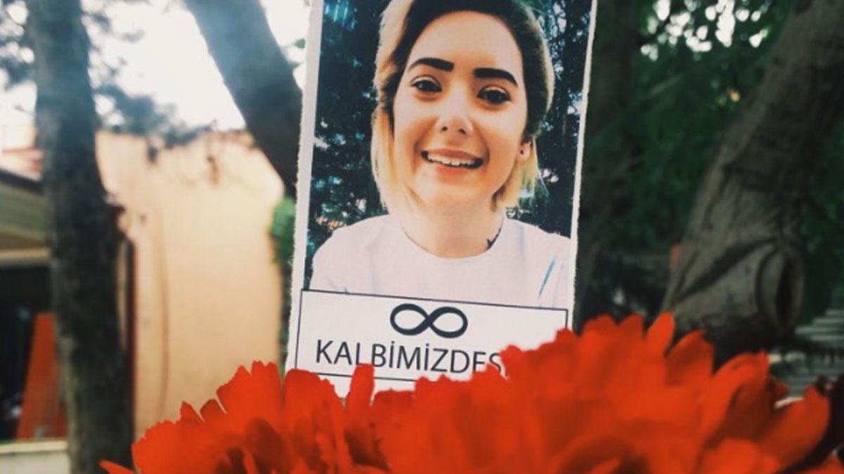 Şule'yi arkadaşları mezuniyet töreninde unutmadı:Adın asla silinmeyecek Şule