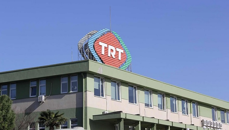 TRT'de silah skandalında gelişme: 2 memur açığa alındı