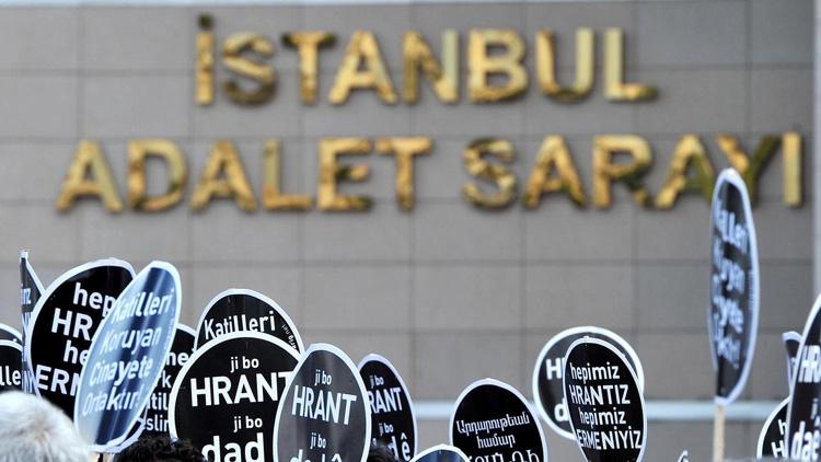 Hrant Dink Davası: Adalet Bakanlığı üç yıl sonra AYM'ye yanıt verdi