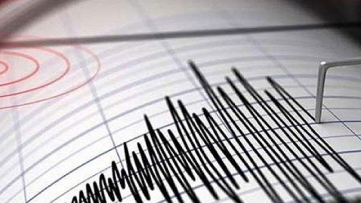 ABD'de, 5,6 büyüklüğünde deprem